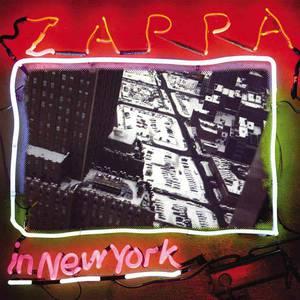 'Zappa In New York' by Frank Zappa