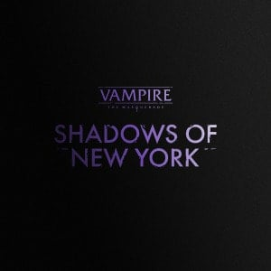 'Vampire: The Masquerade – Shadows of New York (Soundtrack)' by Resina