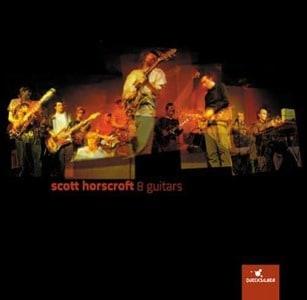'8 Guitars' by Scott Horscroft