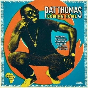 'Coming Home' by Pat Thomas