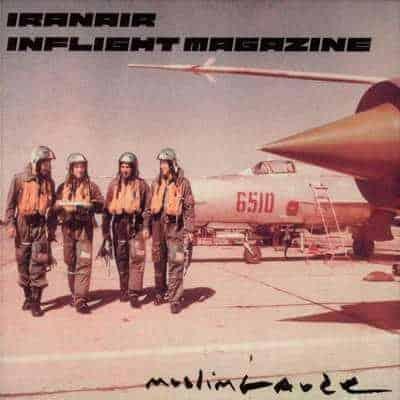 'Iranair Inflight Magazine' by Muslimgauze