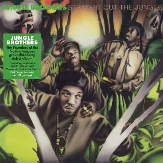 'Straight Out The Jungle' by Jungle Brothers