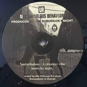 'Nocturbulous Behaviour' by Suburban Knight