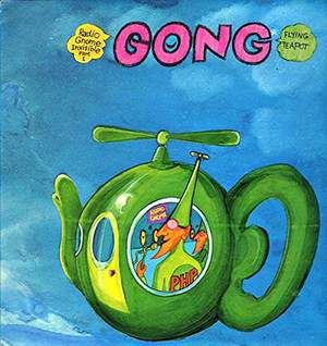 'Flying Teapot' by Gong