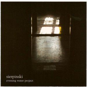 'Evening Water Project' by Sierpinski