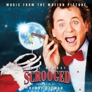 'Scrooged (Music From The Motion Picture)' by Danny Elfman