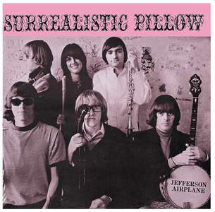 'Surrealistic Pillow' by Jefferson Airplane
