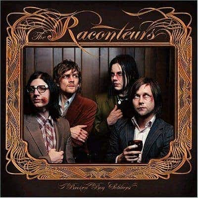 'Broken Boy Soldiers' by The Raconteurs