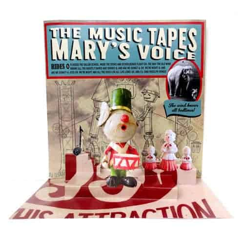 'Mary's Voice' by The Music Tapes