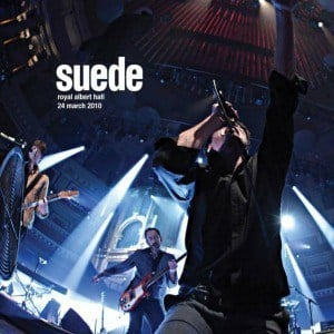 'Royal Albert Hall 24 March 2010' by Suede