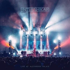 'Live at Alexandra Palace' by Enter Shikari