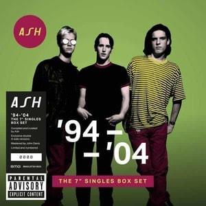 ''94 – '04 – The 7'' Singles Box Set' by Ash