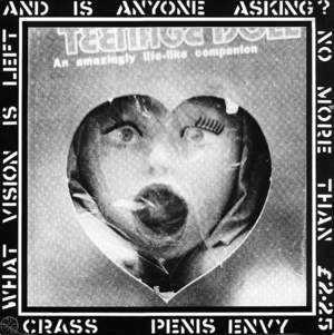 'Penis Envy' by Crass