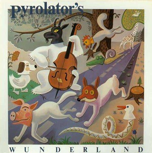 'Wunderland' by Pyrolator