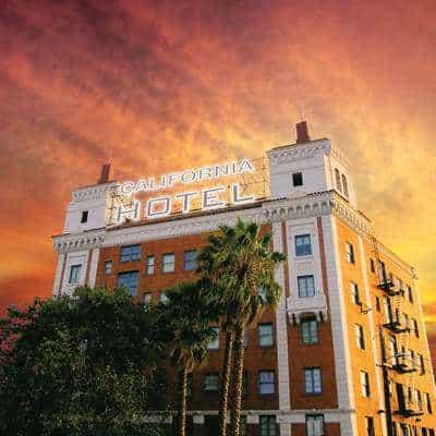 'California Hotel' by Trans Am