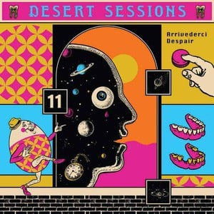 'Vols. 11 & 12' by Desert Sessions