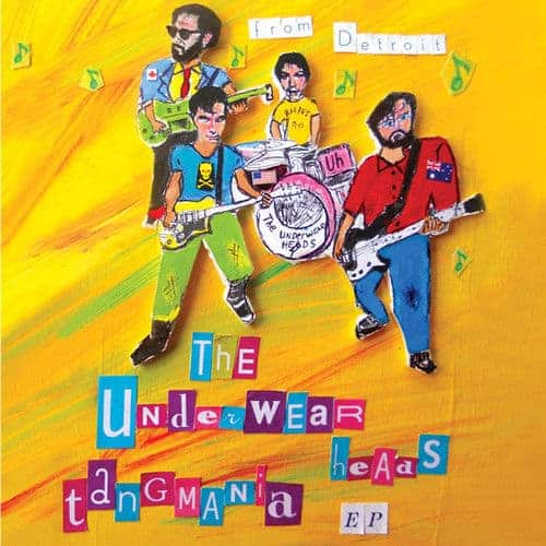 'Tangmania' by The Underwear Heads