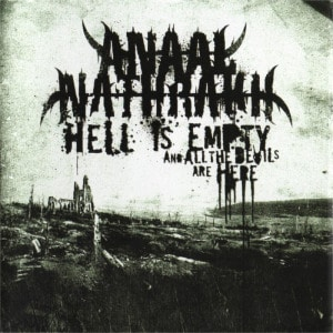 Hell Is Empty…All The Devils Are Here by Anaal Nathrakh