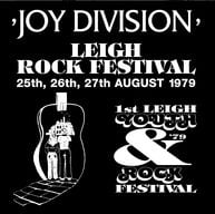 Leigh Rock Festival 1979 by Joy Division