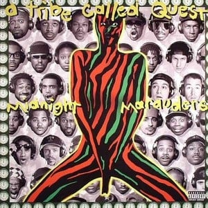 'Midnight Marauders' by A Tribe Called Quest