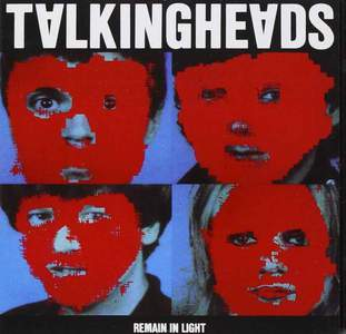 'Remain in Light' by Talking Heads
