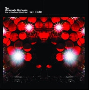 'Live At The Royal Albert Hall' by The Cinematic Orchestra