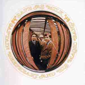 'Safe As Milk' by Captain Beefheart & The Magic Band