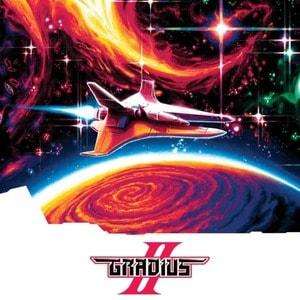'Gradius II' by Konami Kukeiha Club