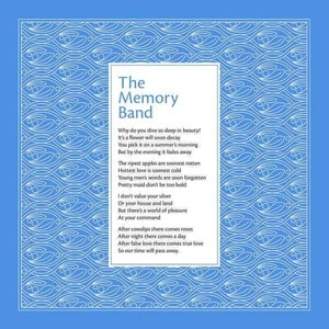 'After Night / Tangled Man' by The Memory Band