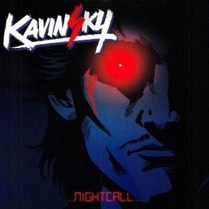 'Night Call' by Kavinsky