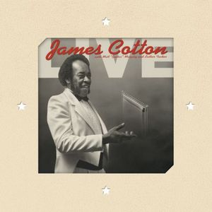 'Live At Antone's Nightclub' by James Cotton