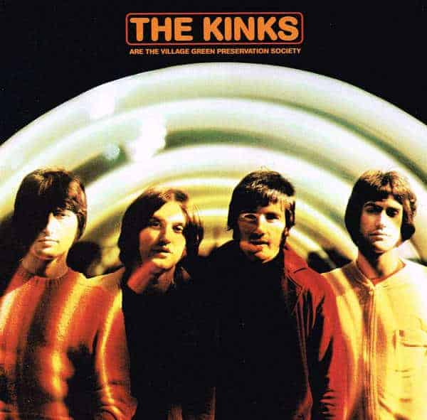 'The Kinks Are The Village Green Preservation Society' by The Kinks