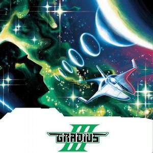 'Gradius III' by Konami Kukeiha Club