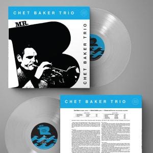 'Mr. B' by Chet Baker