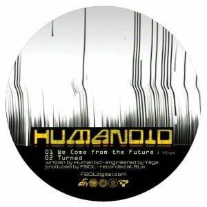 'Future: Turned' by Humanoid