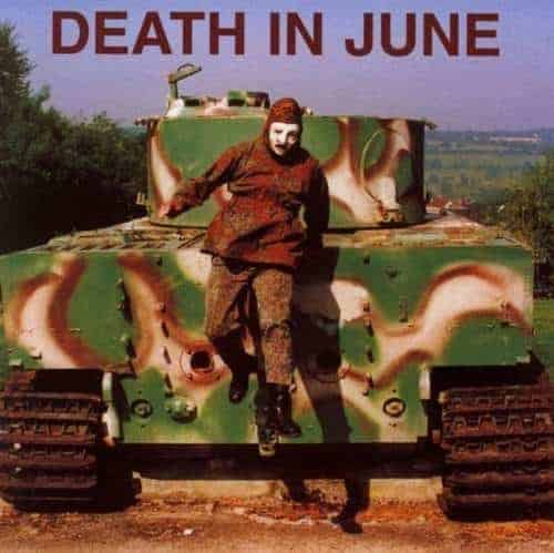 'Abandon Tracks' by Death In June