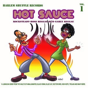 'Hot Sauce Vol. 1' by Various
