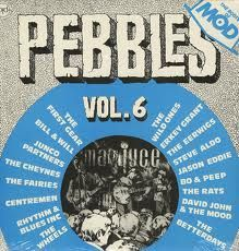 Pebbles Vol. 6 (The Roots of Mod) by Various