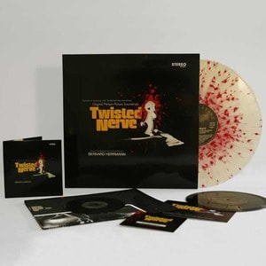 'Twisted Nerve: Super Deluxe Edition' by Bernard Herrmann