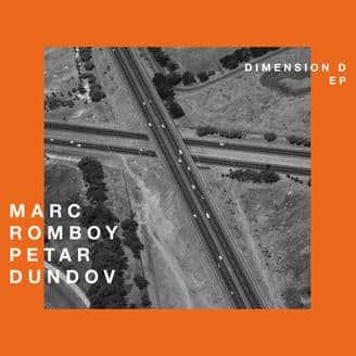 'Dimension D EP' by Marc Romboy & Petar Dundov