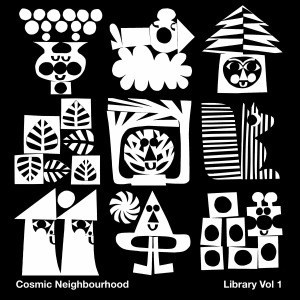 'Library, Vol. 1' by Cosmic Neighbourhood
