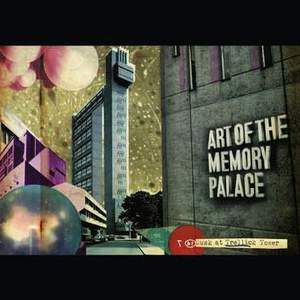 'Dusk At Trellick Tower' by Art Of The Memory Palace