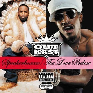 'Speakerboxxx/The Love Below' by OutKast