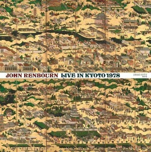 'Live In Kyoto 1978' by John Renbourn