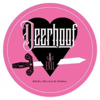 'Behold A Marvel In The Darkness' by Deerhoof