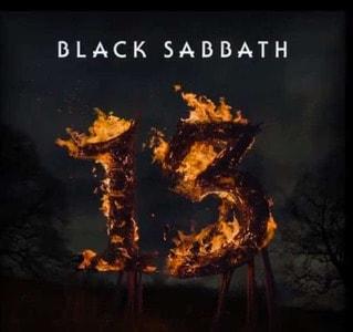 '13' by Black Sabbath