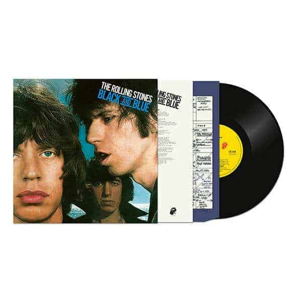 'Black and Blue' by The Rolling Stones