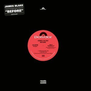 'Before EP' by James Blake