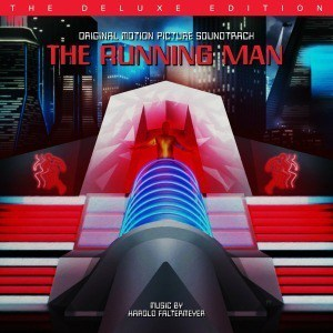 'The Running Man (Original Motion Picture Soundtrack)' by Harold Faltermeyer
