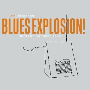 'Orange' by Jon Spencer Blues Explosion